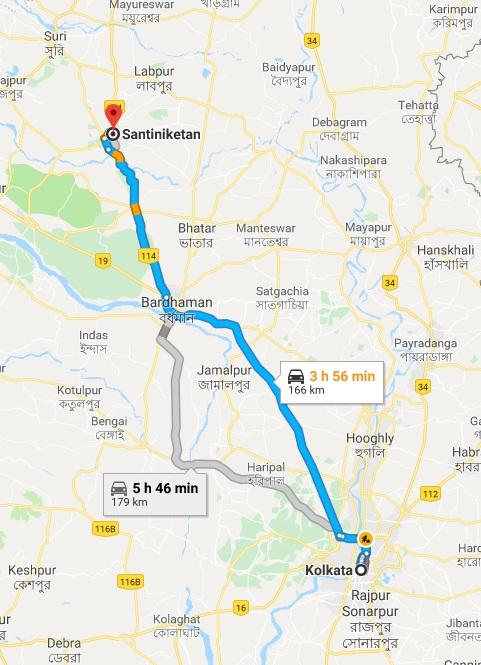 Shantiniketan-weekend-destinations