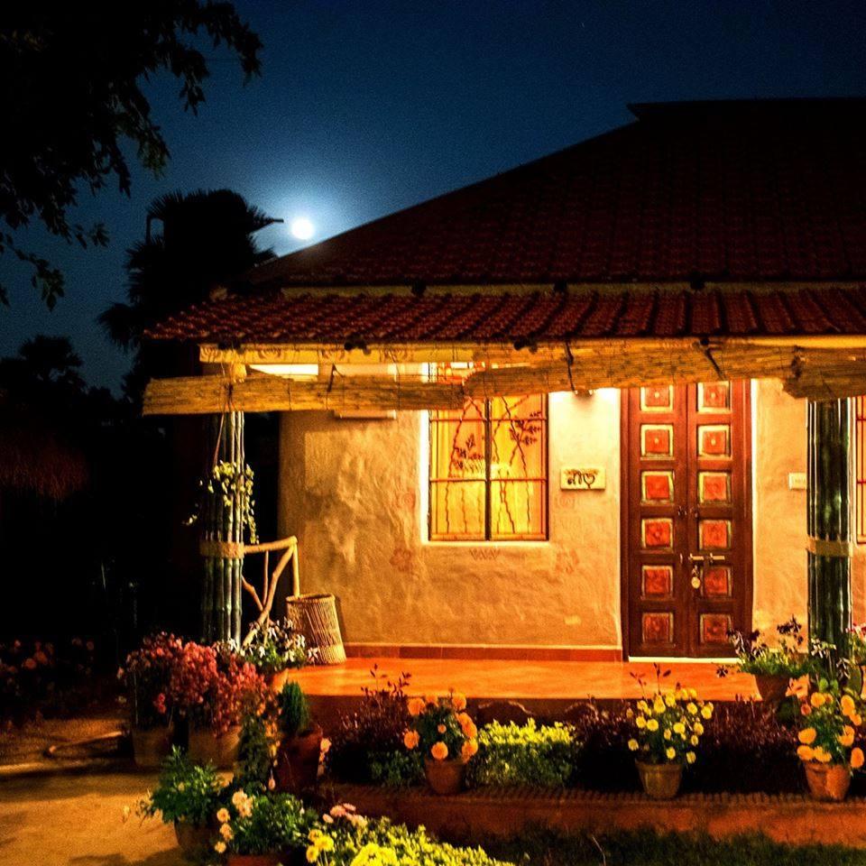 Shantiniketan-Eco-Hut