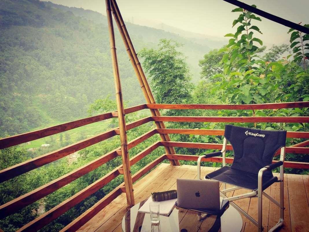 Bamboo-resort-hill-station-near-kolkata