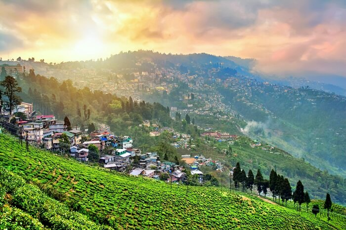 Delhi to Darjeeling:Flights, Trains, Road-map Everything in One Place
