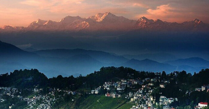 Patna to Darjeeling:Flights, Trains, Road-map Everything in One Place