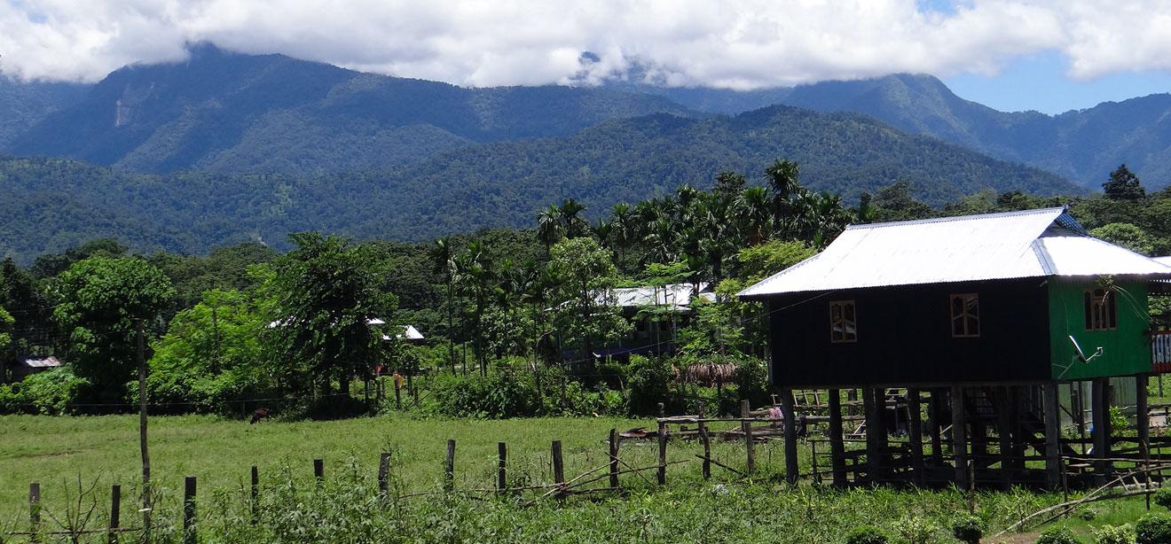 Buxa-Tiger-Reserve