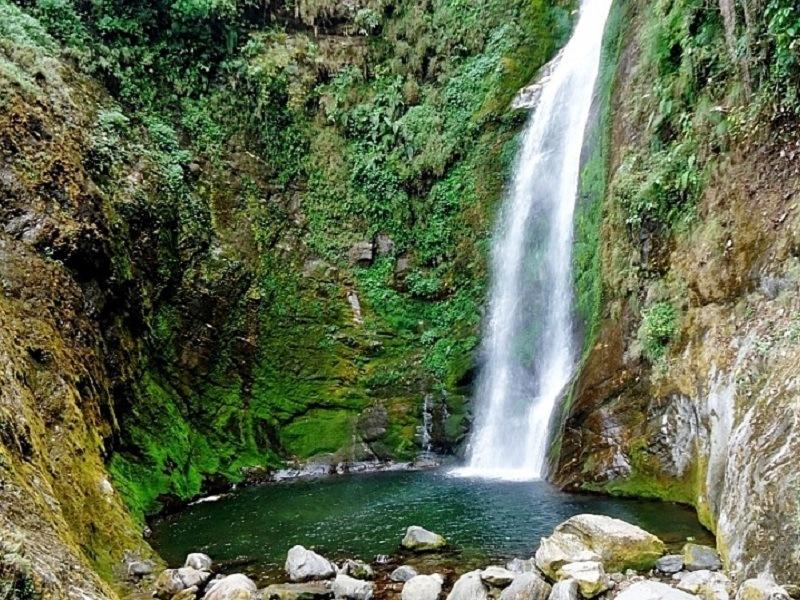 Changey-Waterfall