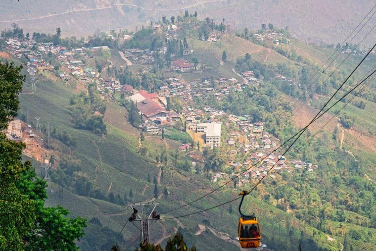 Darjeeling-sightseeing