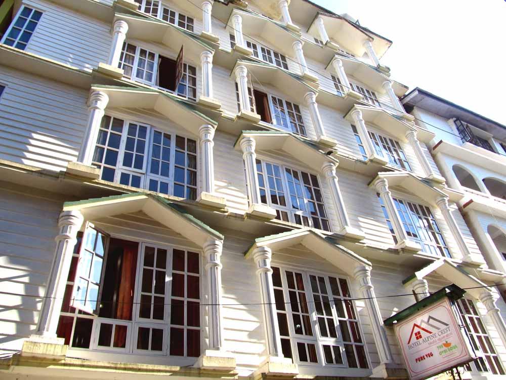 Hotel-Alpine-Crest-Gangtok