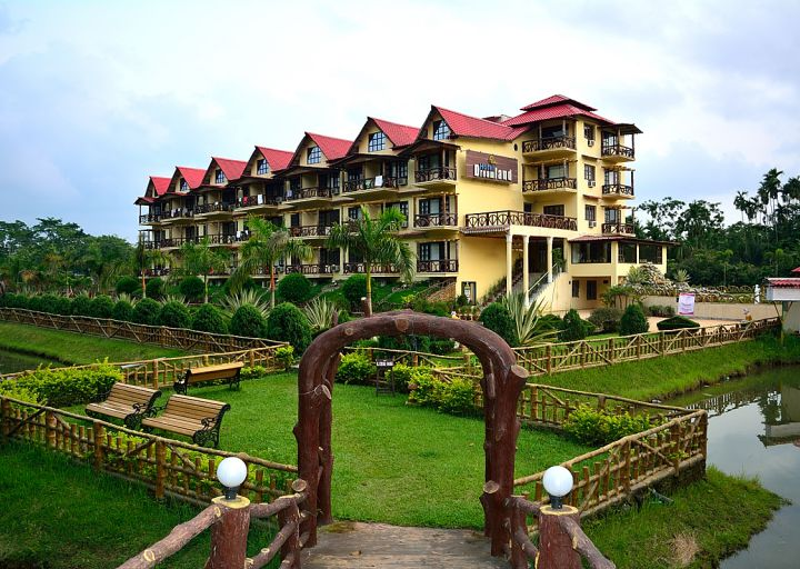 Hotel-Dreamland-Lataguri
