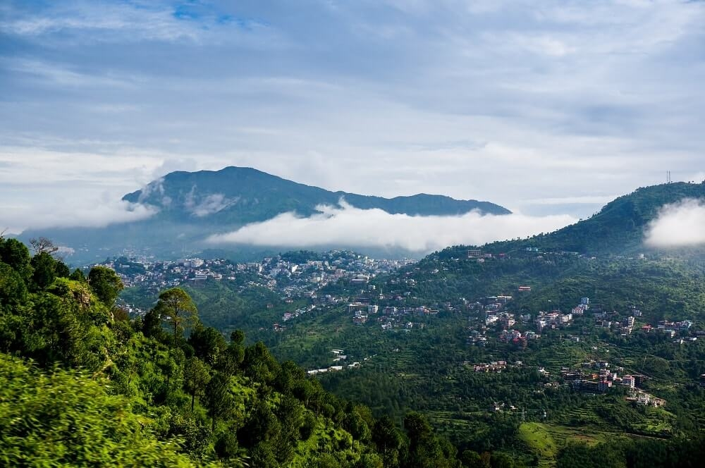 Kalimpong-in-Summer