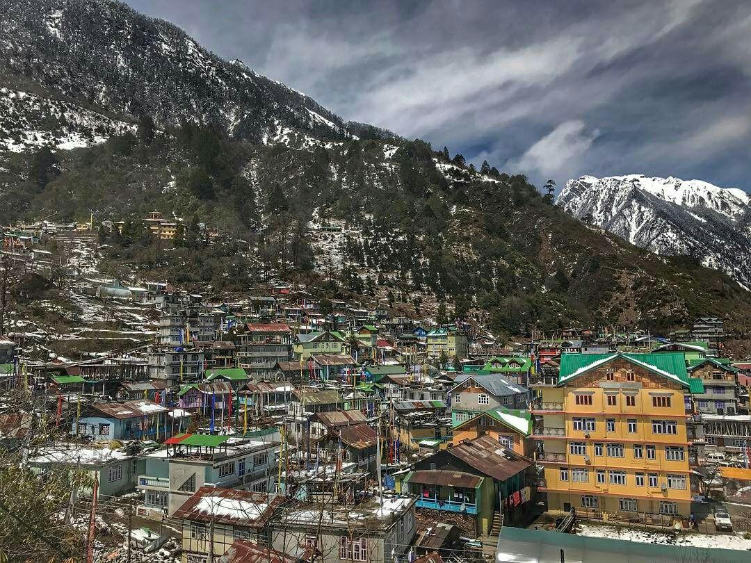 Image result for लाचेन गांव