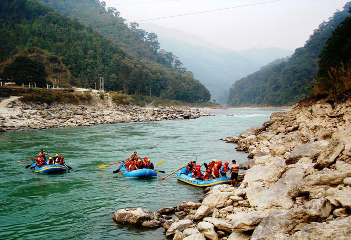 River-Rafting-at-Kalimpong
