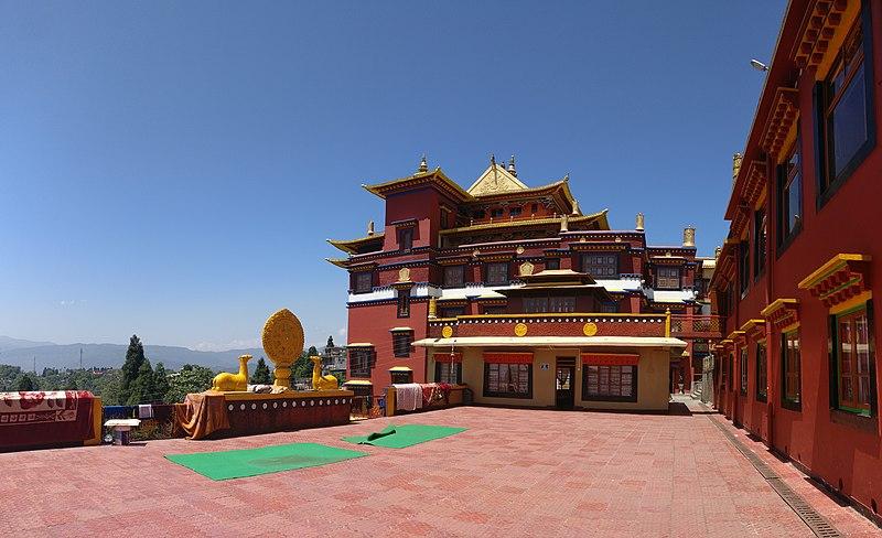 Bokar-Monastery