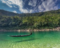 Dawki; The Less Talked Wonder Of Meghalaya