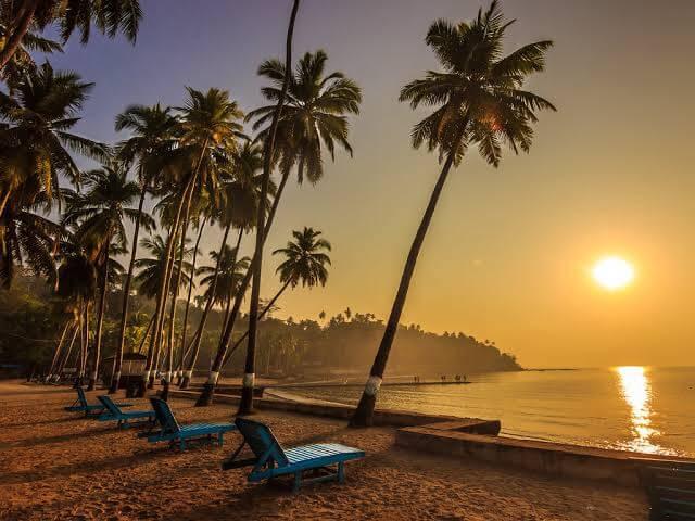 Corbyn's Cove Beach, Andaman