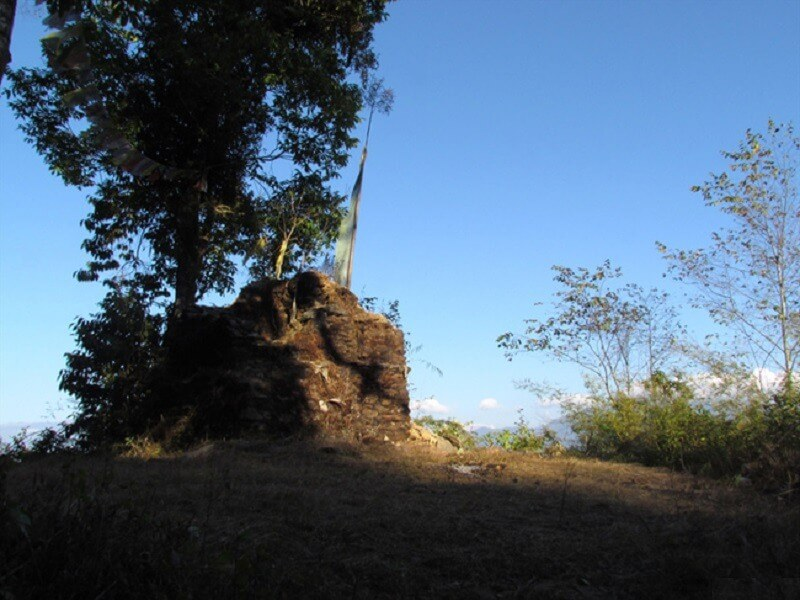 Damsang Fort
