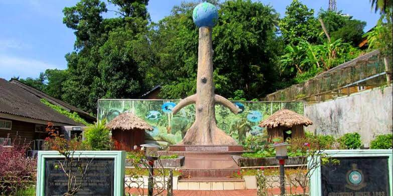 Forest Museum, Andaman