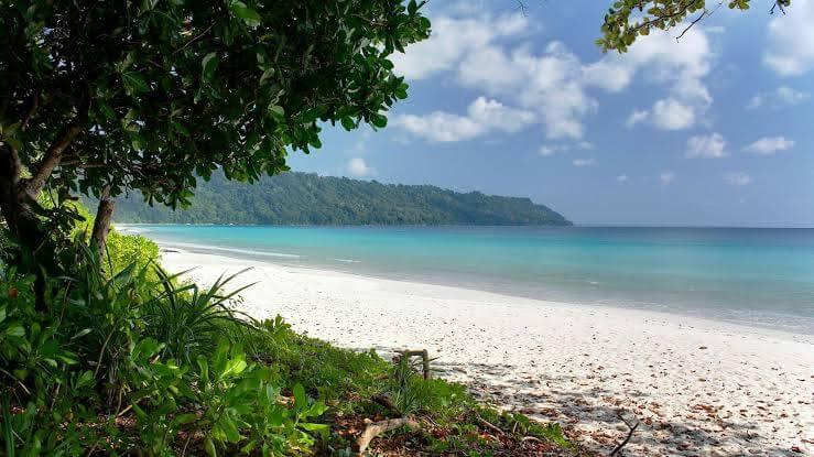 Radhanagar Beach , Andaman