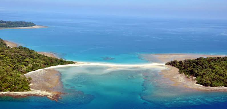 Ross and Smith Island, Andaman